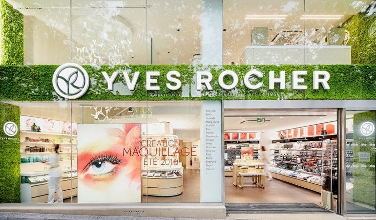 Yves Rocher : l'institut en produits de beauté incontournable pour femmes
