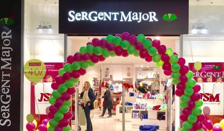 Sergent Major : le magasin où il faut se rendre pour la mode enfants