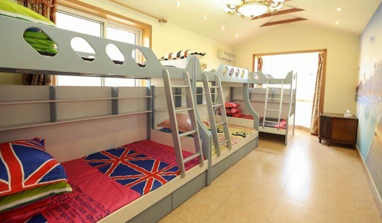 Chambre pour enfant : les avantages et inconvénients des lits superposés
