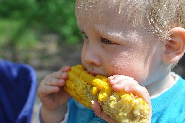 maïs enfant
