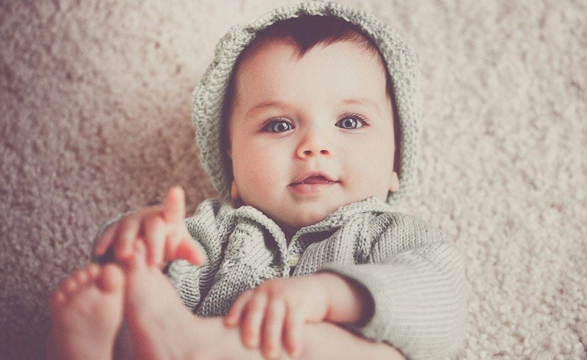 développement bébé 4 mois