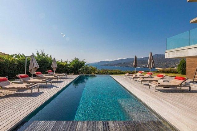 villa de luxe letia propriano